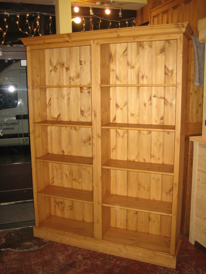 Image Result For Pine Bookcase